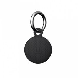 [ U ] Dot Keychain AirTag Case – Black