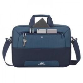 RIVACASE 7737 Steel Blue/Aquamarine Laptop bag 15.6″