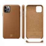 iPhone 11 Pro Max 6.5″ La Manon câlin Camel – Brown