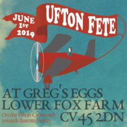 Ufton Village Fete 2019
