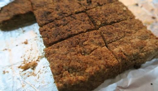 【20分レシピ】ココナツシュガーとオイルを使ったグルテンフリークッキー