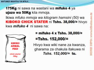 chicken management swahili 010 300x225 - Ufugaji wa kuku: Namna ya kuanza na mchanganuo wa mapato na matumizi