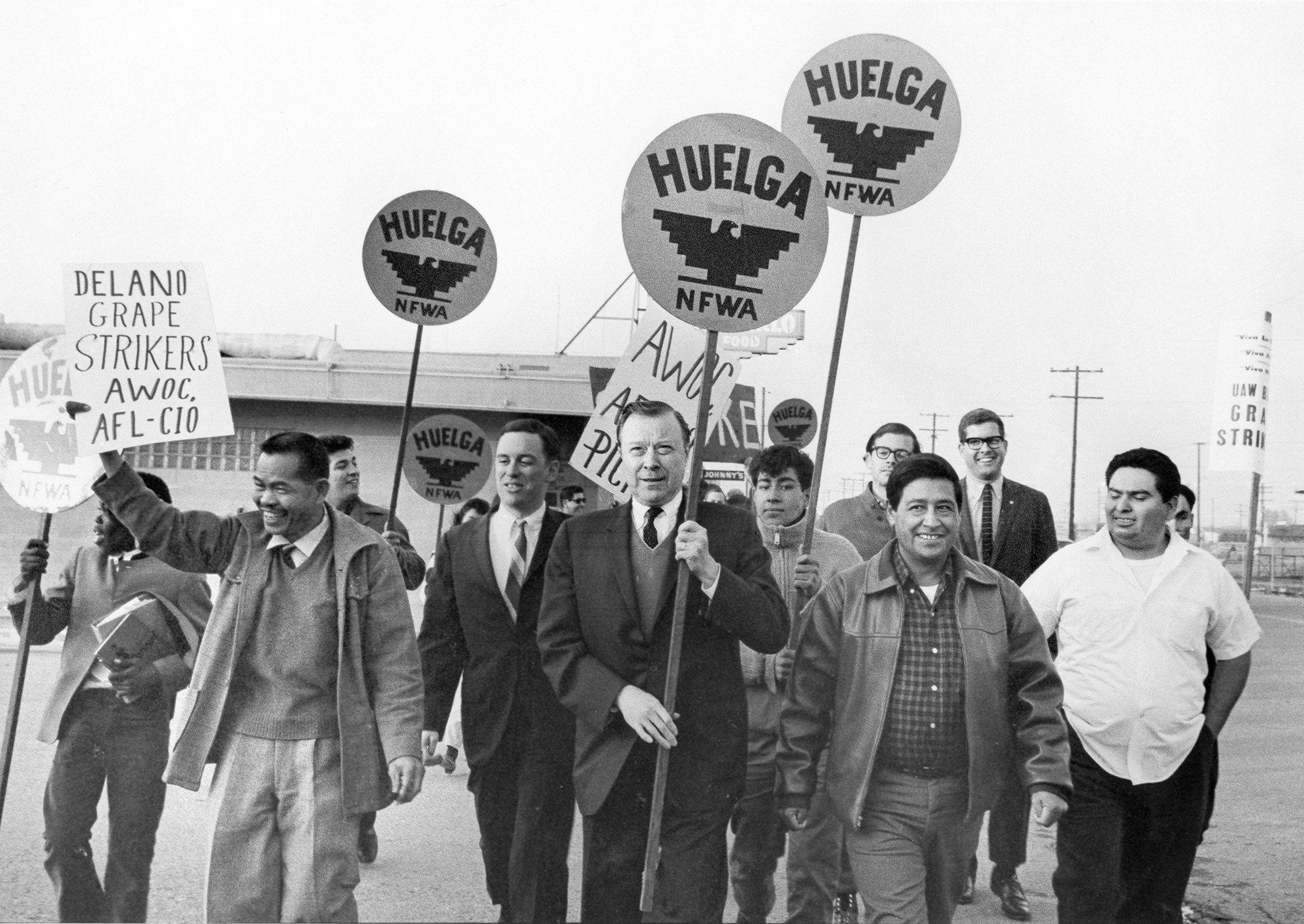The Story Of Cesar Chavez Ufw