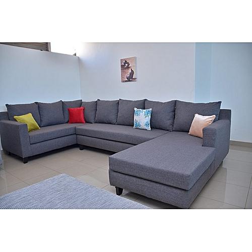 u sofa crate and barrell white label set sectional large jumia uganda