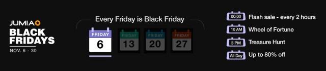 Black Friday 2020 - Enjoy the Biggest Black Friday in Uganda | Jumia UG