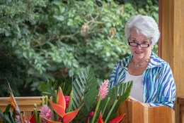 Gail Hunnicutt first visited the UGA Costa Rica campus as a UGA Trustee. Now president of the UGA Costa Rica board, she has been dedicated to UGACR's mission of being a premiere international learning destination.