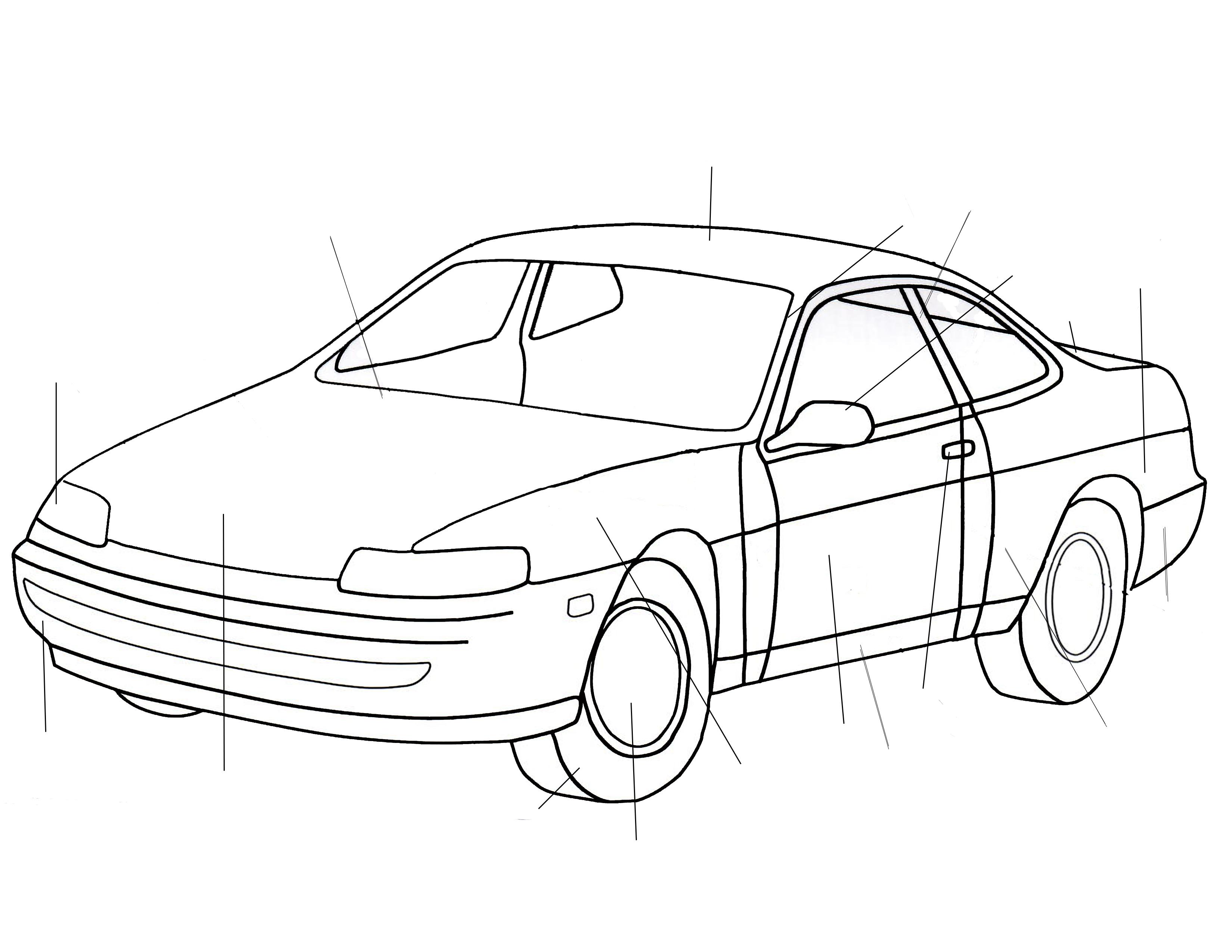 Cars Diagram