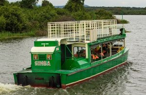 Cruise the Kazinga