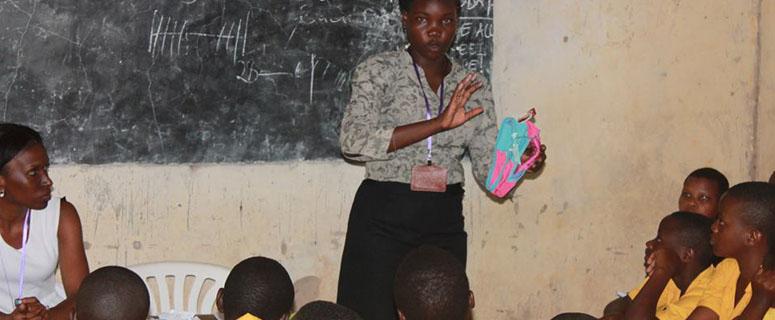 Menstrual Dropouts: Period Taboos in Rural Uganda