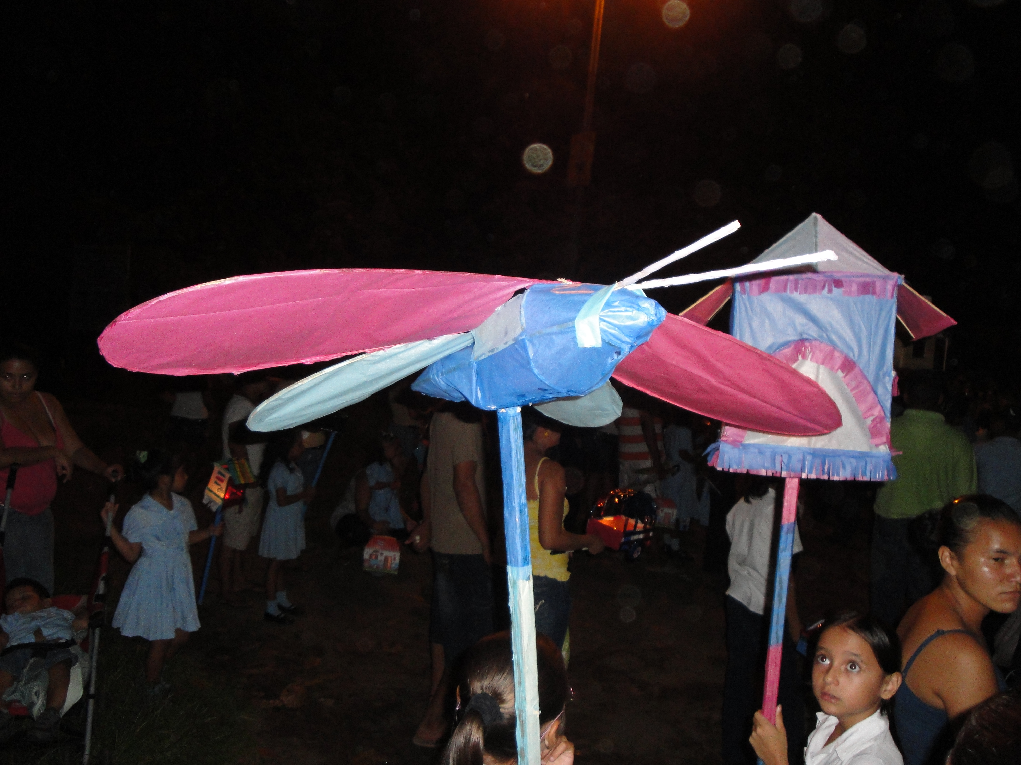 Independence day eve performances in Tortuguero. Rosebell Kagumire photo