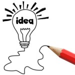pencil-and-idea-lightbulb