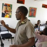 2014 arts journalism training
