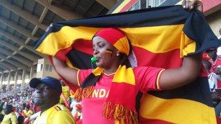 Uganda Cranes Supporter