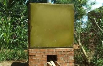 UGASTOVE incinerator