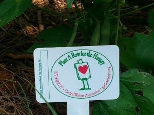 Plant a Row for the Hungry Marker