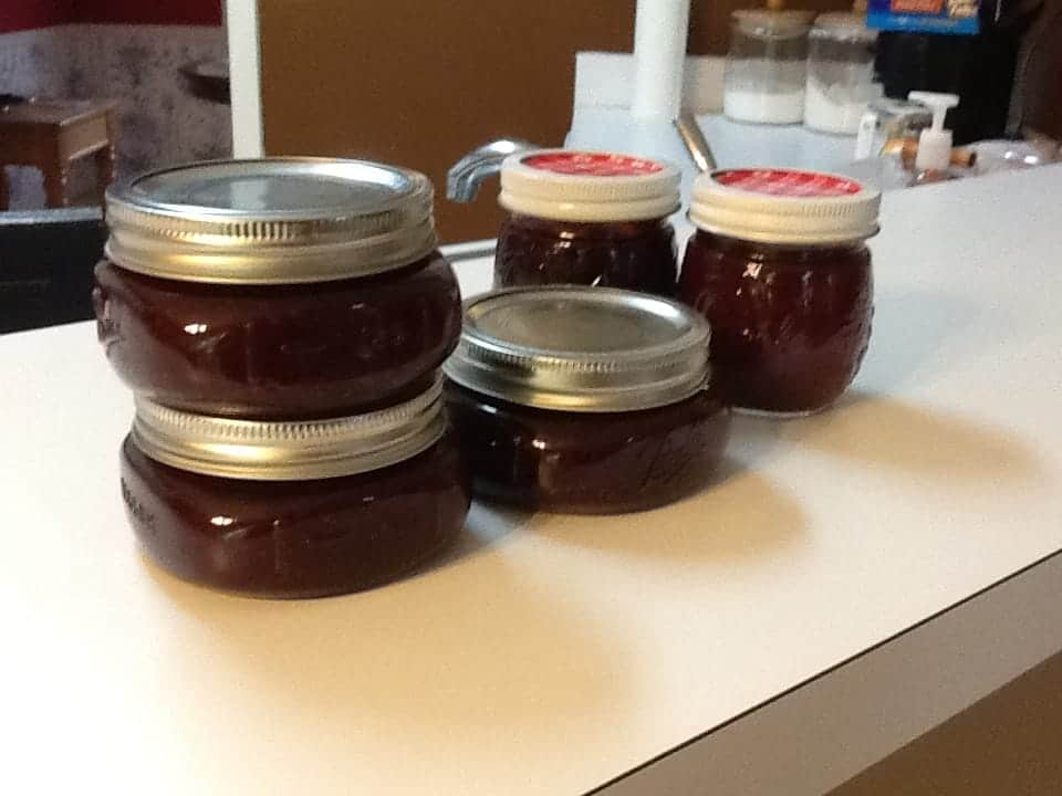 Making Fresh Strawberry Jam - A Guest Post by Cindee Sweda