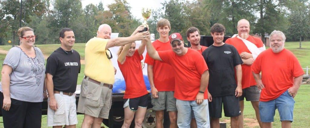 UGA Griffin Boat Crew