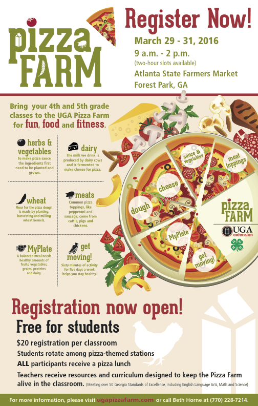 Pizza Farm 2016 - Register Now