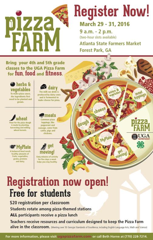 Pizza Farm 2016 - Register Now