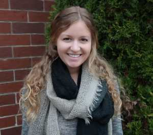 Abbie King is passionate about children having access to fresh fruits and vegetables!