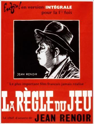 La Regle Du Jeu Film : regle, REGLE, Cinémas