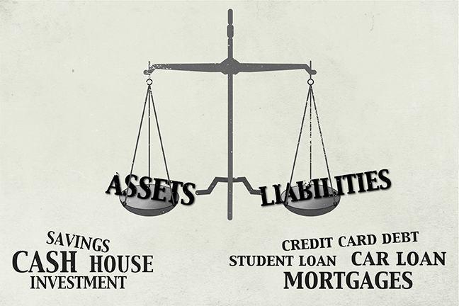 The household balance sheet