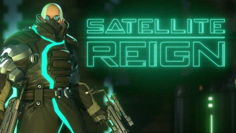 Satellite Reign - Juego gratis para Steam (PC)