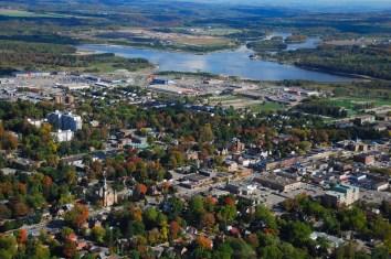 Aerial Orangeville