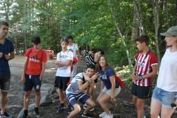 International Student Orientation Camp