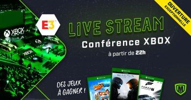 Xbox France E3 Meltdown paris