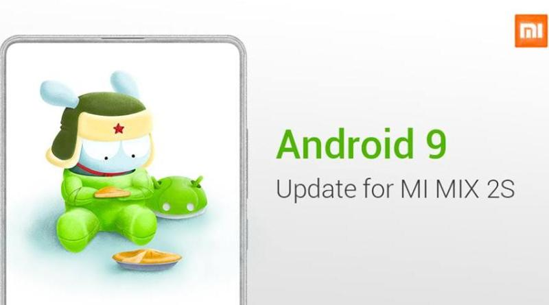 Android Pie MIUI 10