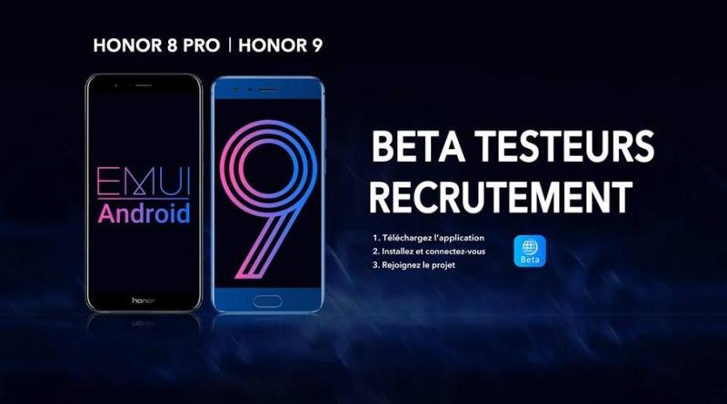 EMUI 9 Beta HONOR