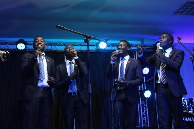 The Harmonics Stole The Show At Hope Nabukenya's Concert.