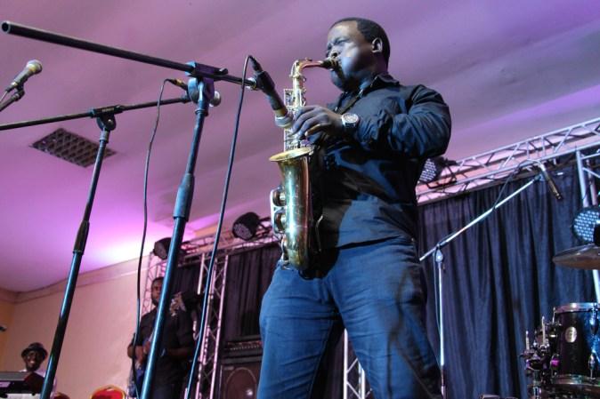 Michael Kitanda's Performance of Nathaniel Bassey's Imela Got Many Thanking God.