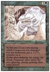 ugi games mtg revised fungusaur