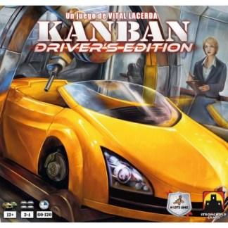ugi games toys maldito kanban drivers edition juego mesa estrategia español