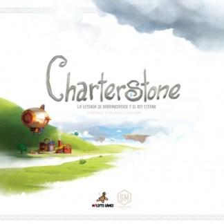 ugi games toys maldito charterstone juego mesa estrategia español