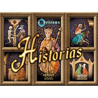 ugi games toys arrakis orleans historias juego mesa español