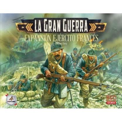 ugi games toys maldito la gran guerra juego mesa wargame español expansion ejercito frances