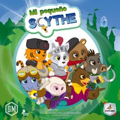 ugi games toys maldito mi pequeño scythe juego mesa infantil español