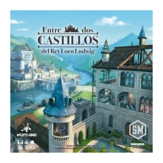 ugi games toys maldito entre dos castillos del rey loco ludwig juego mesa estrategia español