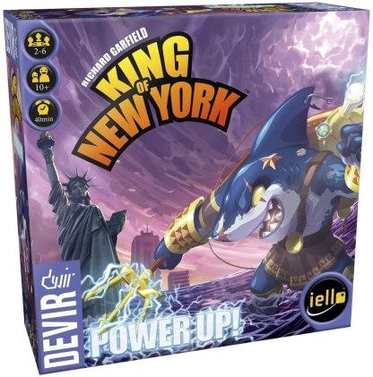 ugi games toys devir king of new york juego mesa español expansion power up