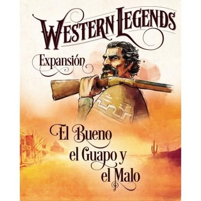 ugi games toys maldito games western legends juego mesa español expansion bueno guapo malo feo