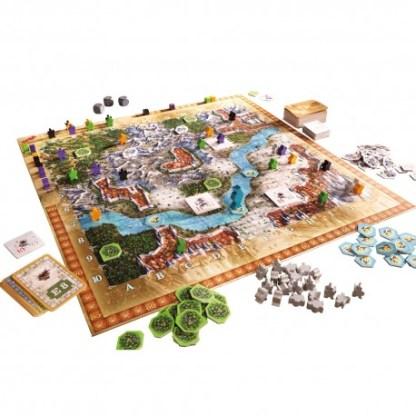ugi games toys haba adventure land juego mesa español