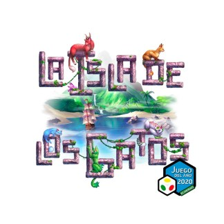 ugi games toys maldito la isla de los gatos juego mesa estrategia español