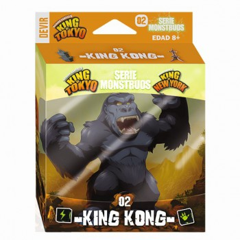 ugi games toys devir king of tokyo new york juego mesa español expansion kong monster pack