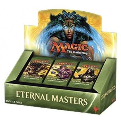 ugi games toys wizards of the coast mtg magic the gathering eternal masters booster packs english card