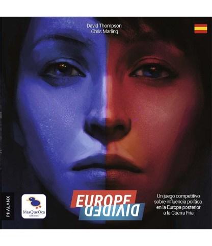 ugi games toys nac phalanx europe divided juego mesa español