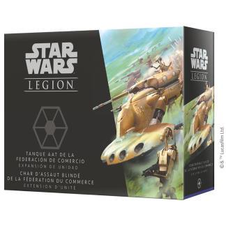 ugi games toys fantasy flight star wars legion miniaturas unidad tanque aat federacion comercio
