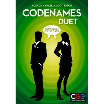 ugi games toys czech games edition codenames duet english card game
